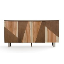 Modrest Byron Modern Walnut Buffet