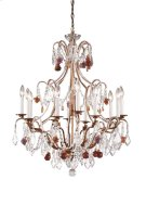 Beaded Crystals Chandelier Product Image