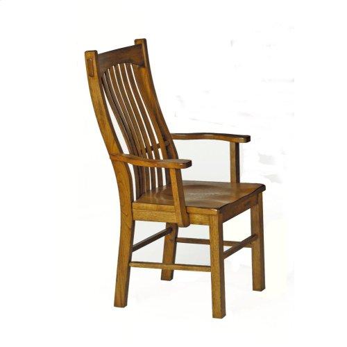 Slatback Armchair