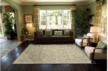 Regal Reg02 Gre Rectangle Rug 3'9'' X 5'9''