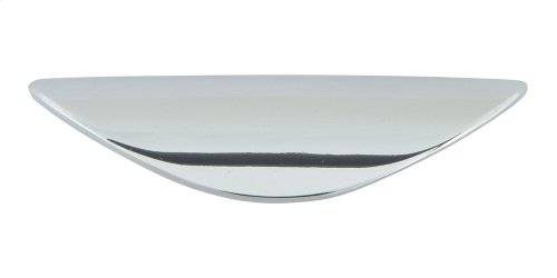 Solara Cup Pull 1 1/4 Inch (c-c) - Polished Chrome