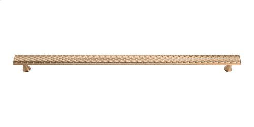 Mandalay Appliance Pull 18 Inch (c-c) - Champagne