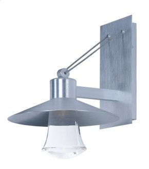 Civic LED 1-Light Large Outdoor Wall Lantern