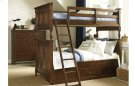 Big Sur by Wendy Bellissimo Bixby Bunk Bed Twin over Twin Product Image