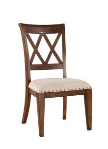 X Back Side Chair Rta