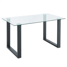 Franco Rectangular Dining Table in Black