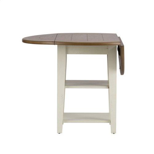 Opt 5 Piece Drop Leaf Table Set