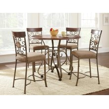 5 PC Counter Height Table Set