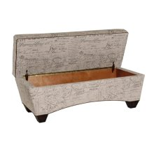 Perfect Fit Storage Bench