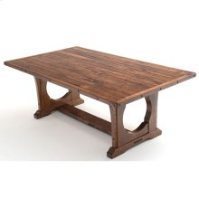 Bungalow - Willowbrooke Dining Table - 6′