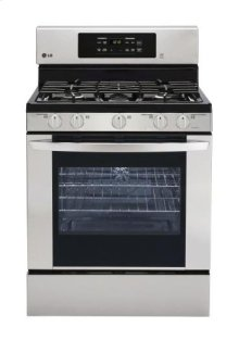 5.4 cu.ft. Capacity Freestanding Gas Oven ***FLOOR MODEL CLOSEOUT PRICING***