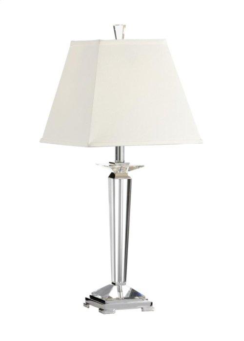 Reverse Pyramid Lamp