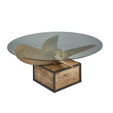 Limited Edition Large Propellar Table-design will vary