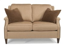 Zevon Fabric Loveseat
