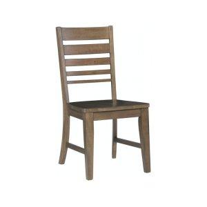 JOHN THOMAS FURNITURELadderback Chair in Pewter