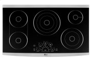 """LG STUDIO 36"""" Electric Cooktop Product Image"""
