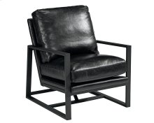 Old Saddle Black Refine Chair
