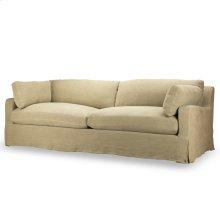Hampton Slip Cover Sofa - Hopstack Natural Linen
