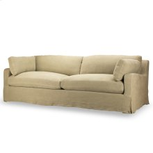 Hampton Slipcover Sofa - Hopstack Natural Linen