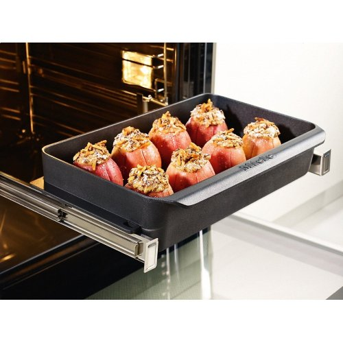 HUB 62-22 Induction gourmet casserole dish For frying, braising and gratinating.
