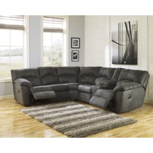 Ashley FurnitureSIGNATURE DESIGN BY ASHLEYTambo Left-arm Facing Reclining Loveseat