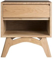 "Mitre 20"" Low Profile Nightstand"