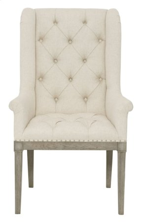Marquesa Host Dining Chair in Gray Cashmere (359)