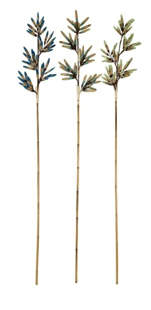 Talahib Handcrafted Multicolor Stems - Set of 3