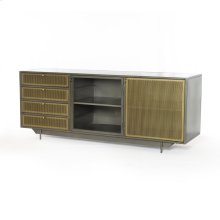 Hendrick Small Media Console