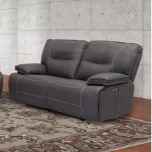Spartacus Haze Power Loveseat