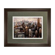 Manhattan By Night By Bofarull, M.