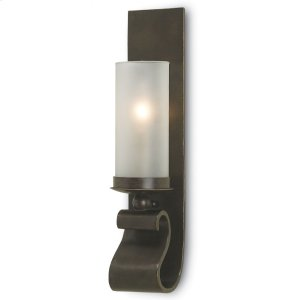 Avalon Bronze Wall Sconce