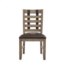 Flatbush Metal Strap Side Chair