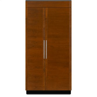Jenn-Air(R) 42-Inch Built-In Side-by-Side Refrigerator, Panel Ready