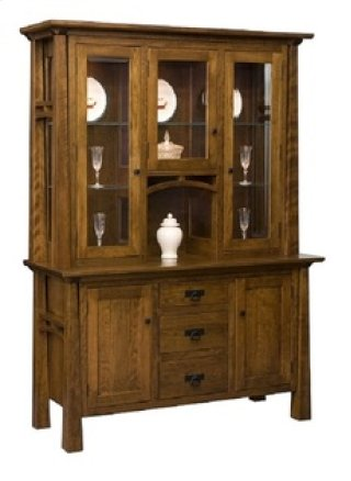 Arts and Crafts Hutch