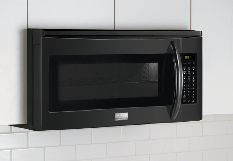 Amana 2 0 cu ft over the range microwave in white with sensor - Fgmv205kb In Black By Frigidaire In Woodbridge Va