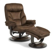 West Chair and Ottoman