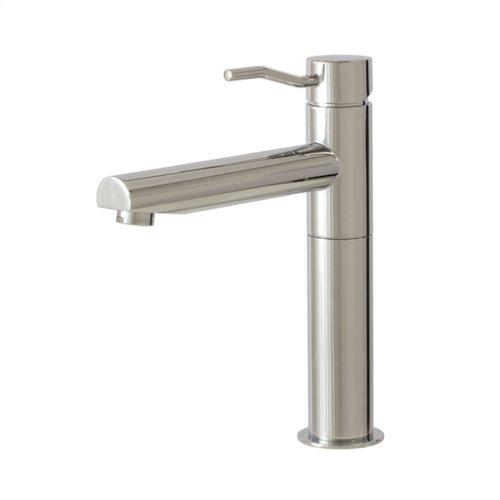 Single stream mode kitchen faucet