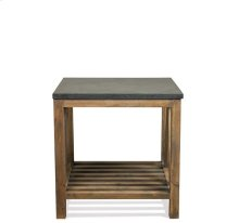 Weatherford Table Top 79 lbs Reclaimed Natural Pine finish