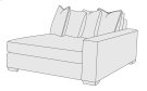 Orlando Right Arm Chaise in Mocha (751) Product Image