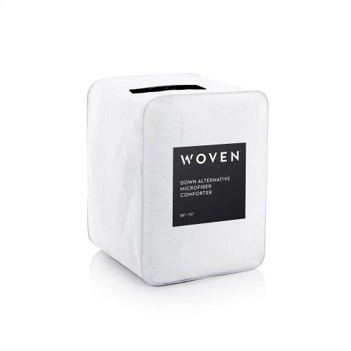 Down Alternative Microfiber Comforter - Queen