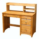 Alder 4 Drawer Student Desk Product Image