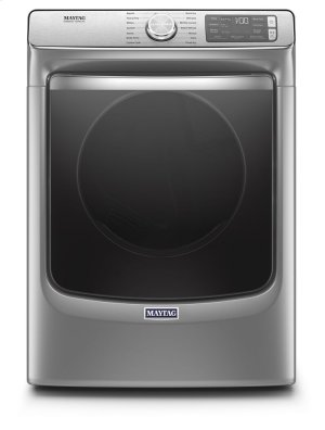 Smart Front Load Gas Dryer with Extra Power and Advanced Moisture Sensing with industry-exclusive extra moisture sensor - 7.3 cu. ft. Product Image