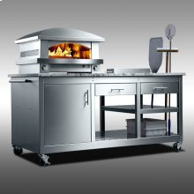 Pizza Oven Station