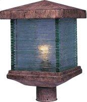 Triumph VX 1-Light Outdoor Pole/Post Lantern