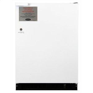 Marvel24-In Hazardous Location All Refrigerator with Door Style - White