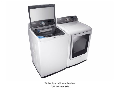 WA7750 5.2 cu. ft. Top Load Washer