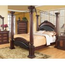 Grand Prado Four Post Queen Bed Product Image