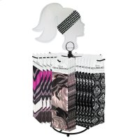 37 pc. assortment. Heads Up Headband & Display Set Product Image