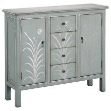 Selina 2-door 4-drawer Sideboard
